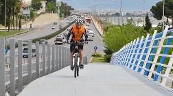 Bisikletçilerin Viyadük Kabusu Böyle Bitti