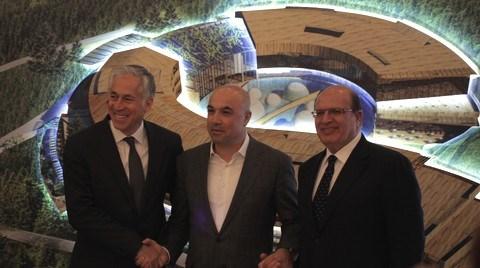 Polimeks'in Eskişehir Bademlik'teki Otelini Rixos İşletecek