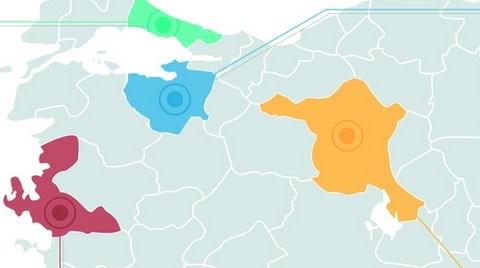 Türkiye'de Ortalama Konut Fiyatı 2,127 TL/M²