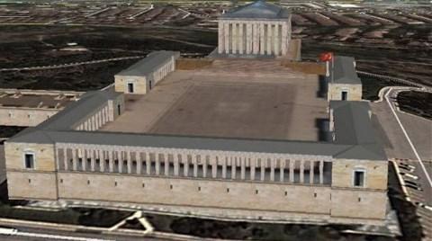 Anıtkabir 3 Boyutlu Sanal Ziyarete Açıldı