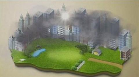 Hava Kirliliğine Karşı Dev Elektrik Süpürgesi!
