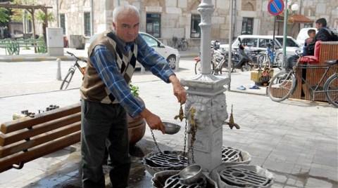 İçme Suyunu Amacı Dışında Kullananlara Para Cezası!