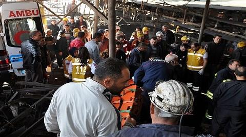 Her 10 Madenciden Biri İş Kazası Geçiriyor
