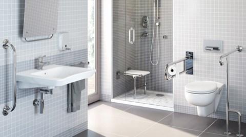 VitrA'dan Engelsiz Banyolar