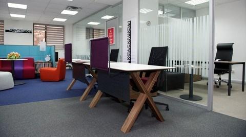Koleksiyon Ofis Artık Kazakistan'da