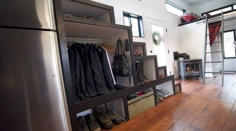 19 Metrekarelik Ev Görenleri Şaşırtıyor!