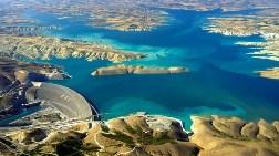 Atatürk Barajı'nda Su Seviyesi 2 Metre Düştü