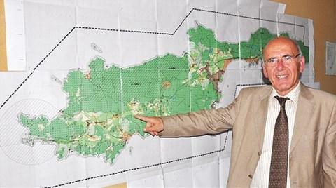 Bakanlığa Göre Datça'daki Plan Benzersiz