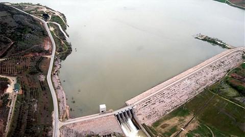 25 Köye Su Sağlayan Barajda Kirlilik