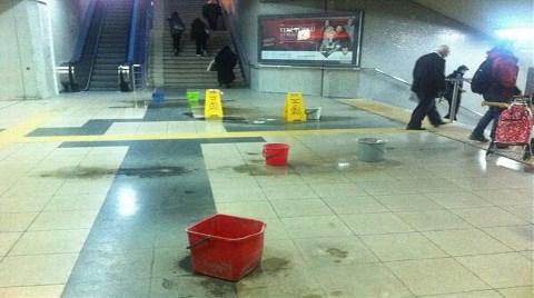 Ankara Metrosunda Kovalı Önlem