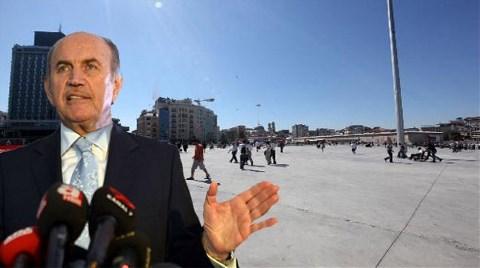 Topbaş'tan Taksim Kararına Sert Tepki