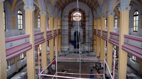 100 Yıllık Sinagog Kültür Merkezi Oluyor
