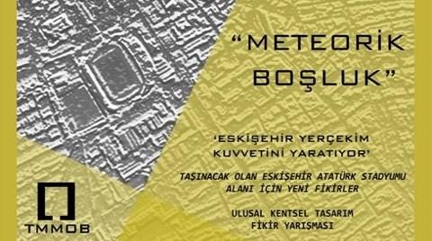 Taşınacak Olan Eskişehir Atatürk Stadyumu Alanında Yeni Fikirler Kentsel Tasarım Fikir Yarışması