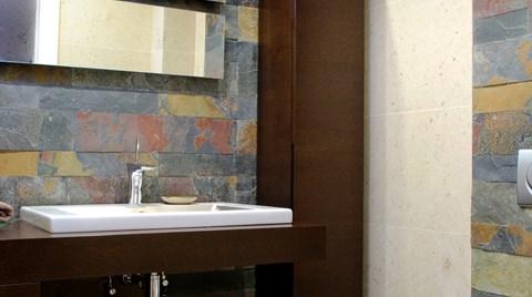 Mermer Doğallığı Banyo ve Mutfaklarda