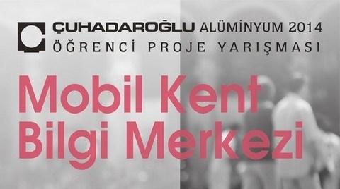 Çuhadaroğlu Alüminyum 2014 Öğrenci Proje Yarışması