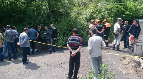Zonguldak'ta da Göçük: Bir Madenci Mahsur