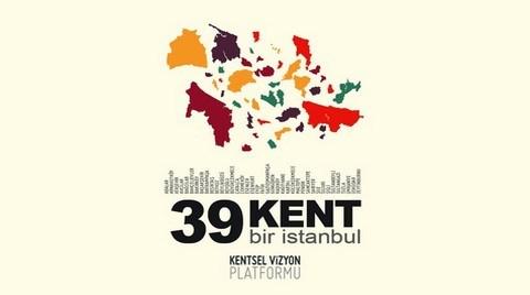 """""""39 Kent 1 İstanbul"""" Ödüllü Planlama Programı"""