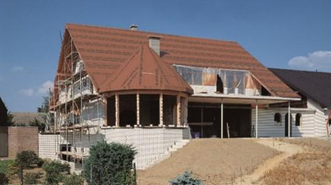 DELTA®-FOXX: Kaplamalı, Havalandırmalı Eğimli Çatılar İçin