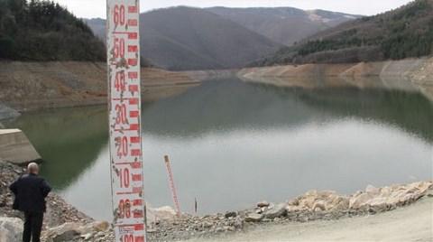 İşte Barajlarda Doluluk Oranları