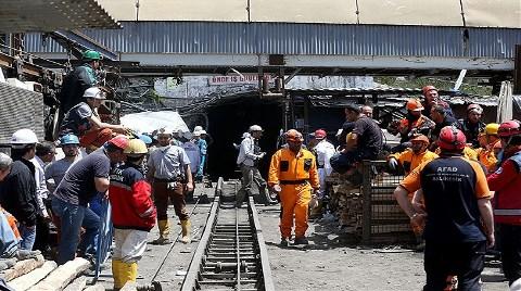 Soma'da Maden Bir Saat Önce 'Alarm' Vermiş