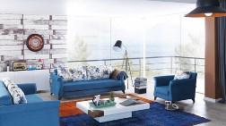 Denizin Mavi Rengi Evinizin Baş Köşesinde…