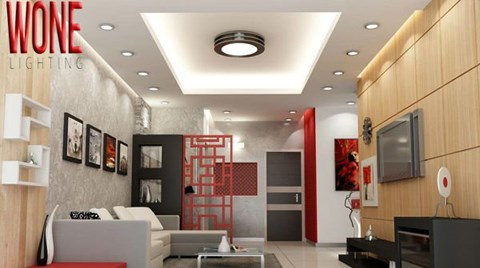 Wone Lighting'ten Downlight Serisi