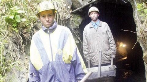 İşte Madenlerdeki Çocuk İşçi Sayısı!
