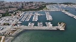 Kalamış Yat Limanı Yine Koç'ta!