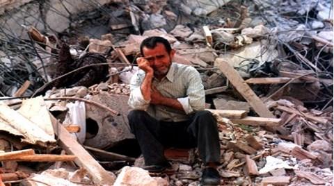 Deprem Ölümünde İlk 4'deyiz!