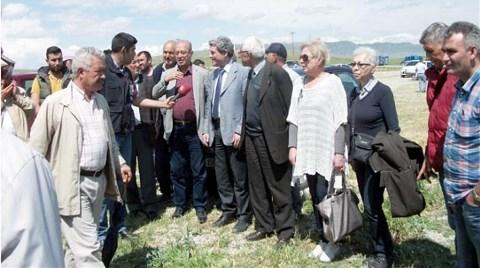 Kızılırmak'ta HES Projesine Protesto
