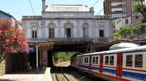 Marmaray için Tarihi İstasyon Yıkılıyor mu?