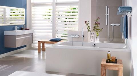 Yüzde 100 Kübik Banyo Tasarımı