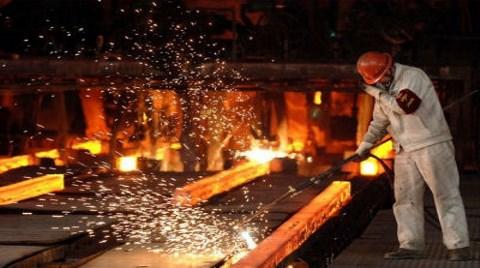 Arcelor Mittal'a Çevre Kirliliği Cezası