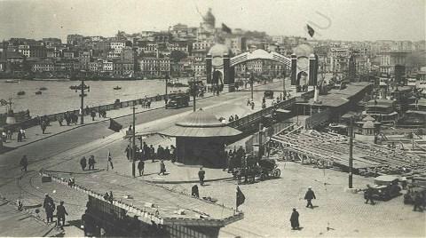 TTK Arşivinden Eski İstanbul Fotoğrafları