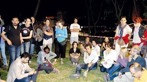Gezi Parkı'nın İlk 'İşgalcileri' Anlatıyor
