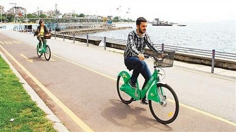 Yeşilköy-Florya Arası Bisiklet Yolu Yapılıyor