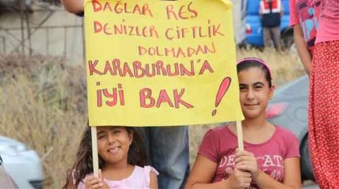 Enerji Bakanlığı, Karaburun'u Gözden Çıkardı