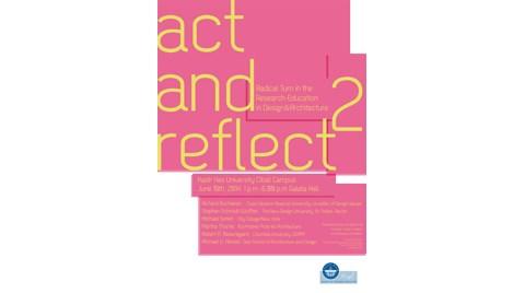 Eylem ve Söylem 2: Tasarım ve Mimarlık Eğitim-Araştırmalarında Radikal Dönemeç
