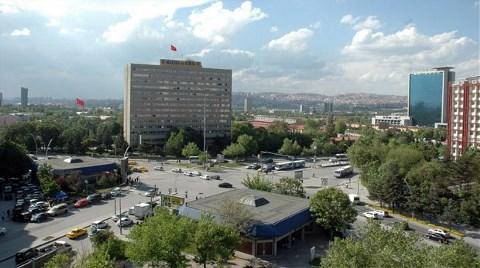 Başkent'in Meydanları Otopark ve Kavşak Oldu!