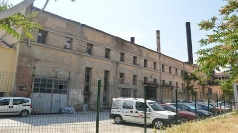 Ankara'da Tarihi Fabrikaya Dev AVM!