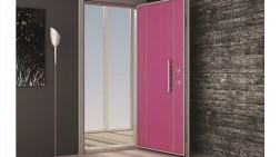 Çelik Kapılar Renklendi!