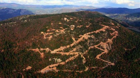 Kaz Dağları'nda Yeni Madenler Kurmak İstiyorlar