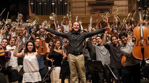 Hilti'nin Desteklediği Venezüella Teresa Carreño Gençlik Orkestrası Türkiye'de