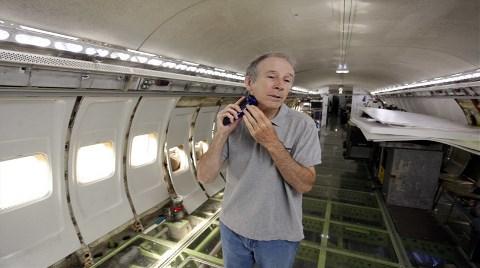 Boeing 747'den Ev Yaptı!