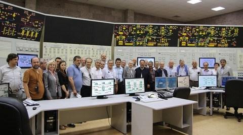 Milletvekilleri Rusya'da Nükleer Santral Gezdi