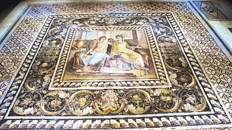 Kaçırılan Zeugma Mozaikleri için Kampanya