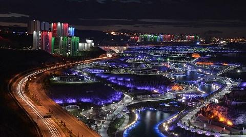 Başkentin ''Kuzey Yıldızı'' Açıldı