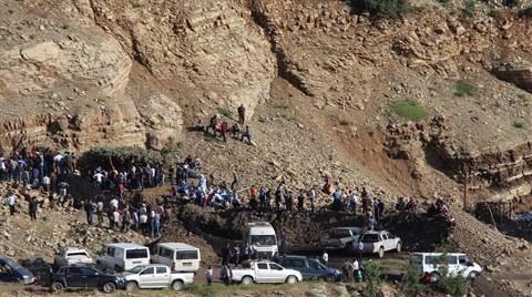 Şırnak'ta Kömür Ocağında Göçük!