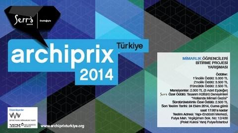 Archiprix-Türkiye 2014