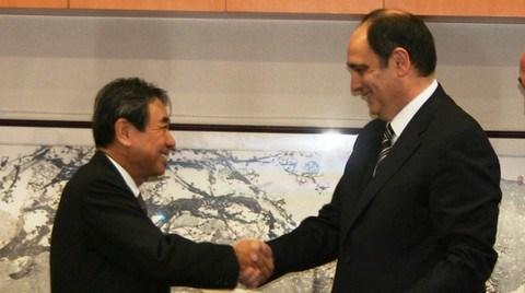 Garanti Koza'ya Japon Ortak